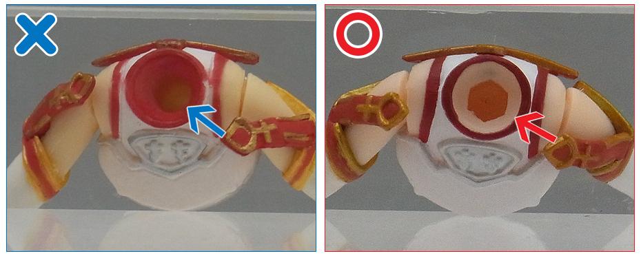 偽造品(海賊版)情報:グッドスマイルカンパニー製「ねんどろいど アスナ」