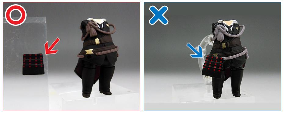 偽造品(海賊版)情報:オランジュ・ルージュ製「ねんどろいど刀剣乱舞シリーズ」